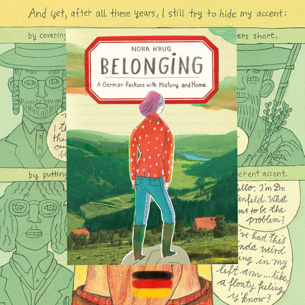 Nora Krug Belonging review