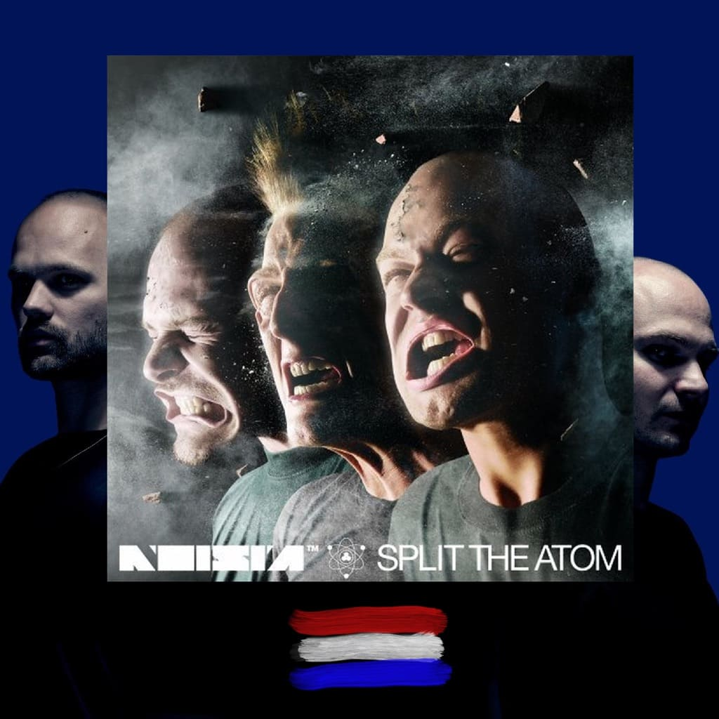Noisia, Split the Atom, review