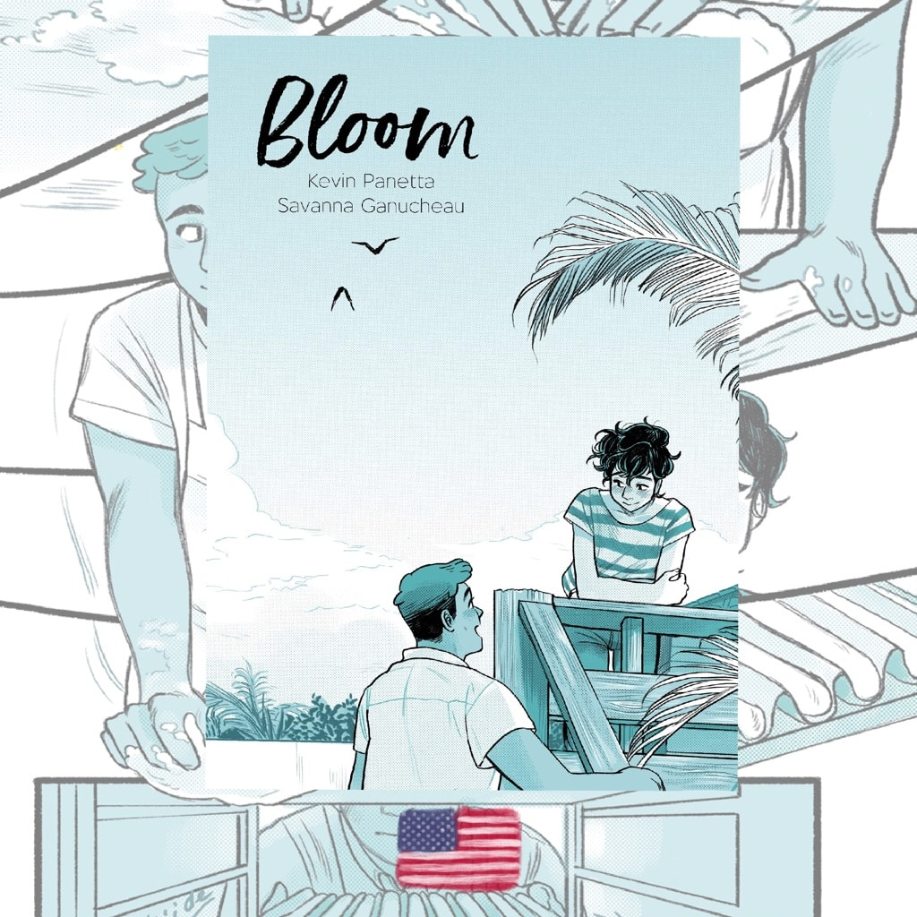 Kevin Panetta and Savanna Ganucheau, Bloom, review