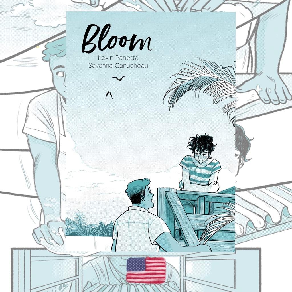Kevin Panetta and Savanna Ganucheau, Bloom, review