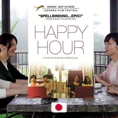 Happy Hour, Ryusuke Hamaguchi, review