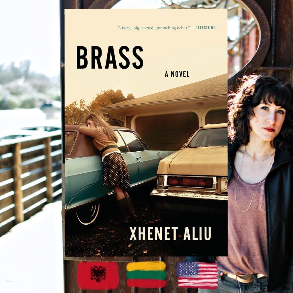 Xhenet Aliu, Brass, review