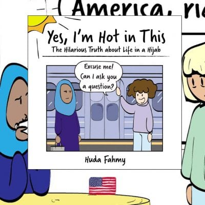 Huda Fahmy, Yes, I'm Hot In This: The Hilarious Truth about Life in a Hijab, review
