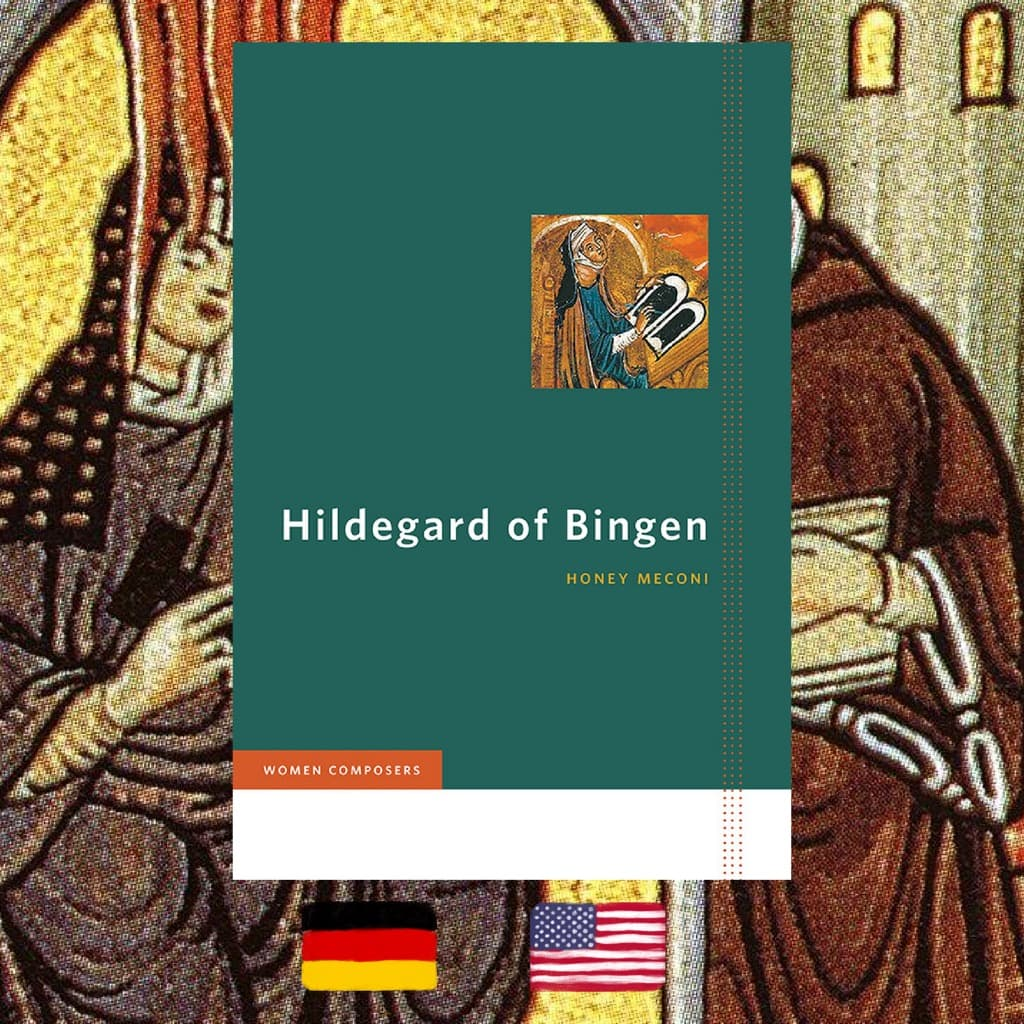 Honey Meconi, Hildegard of Bingen, review