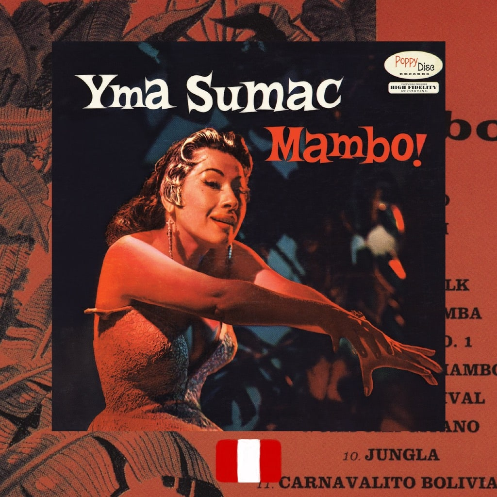 Yma Sumac, Mambo!, review