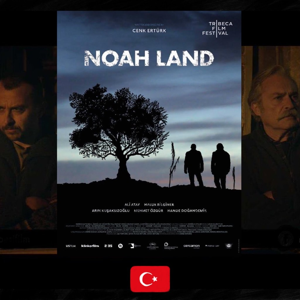 Cenk Erturk, Noah Land, review