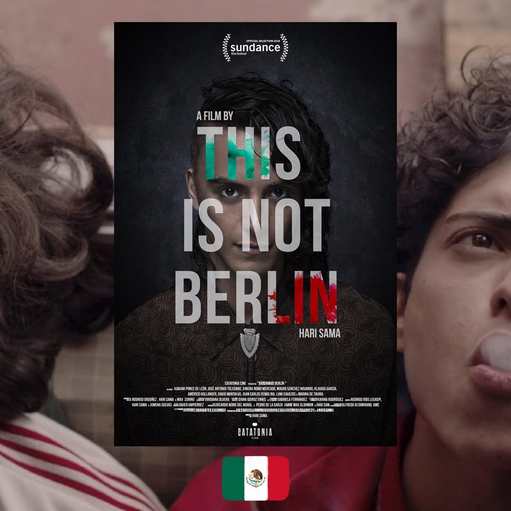 Hari Sama, This Is Not Berlin, review