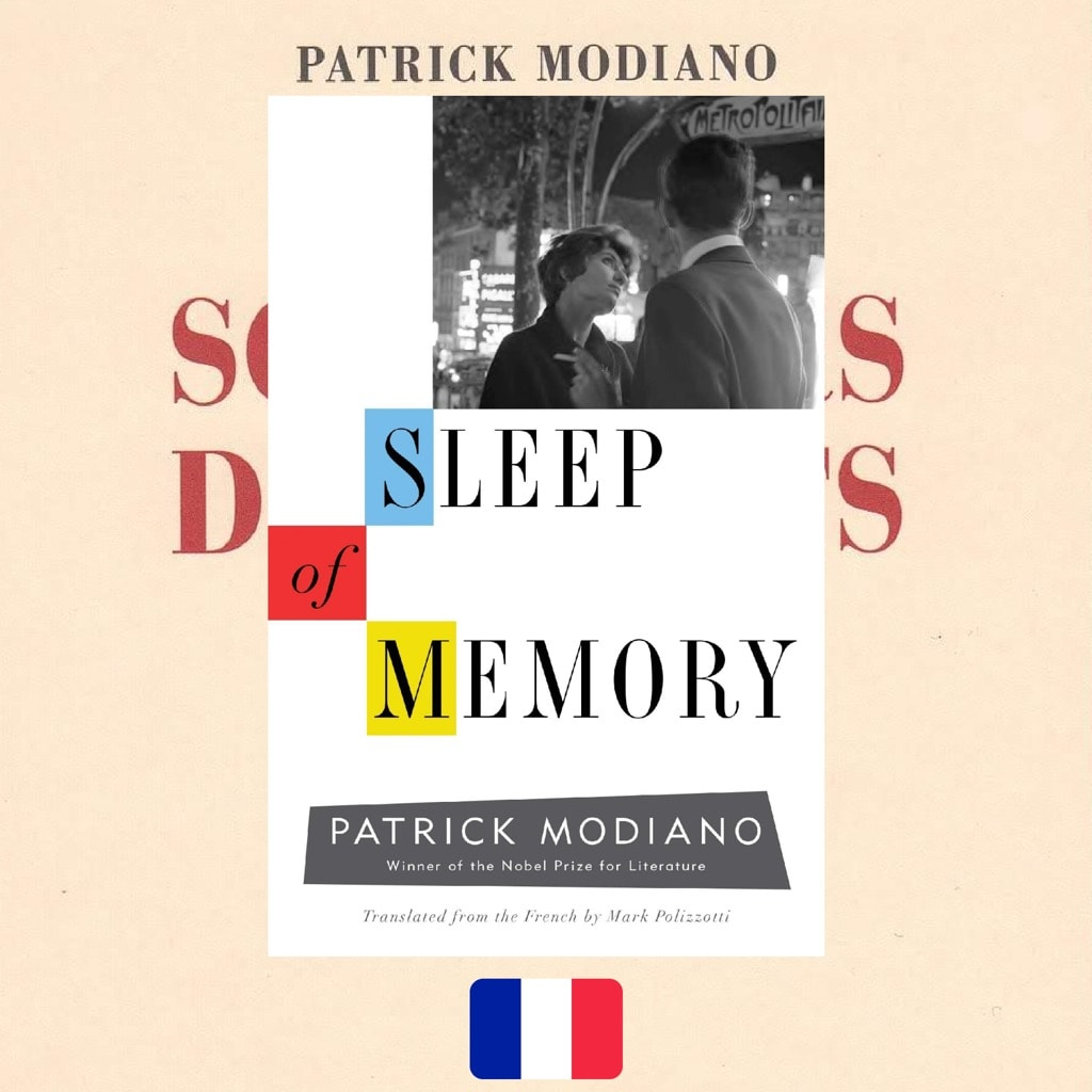 Patrick Modiano, Sleep of Memory, review