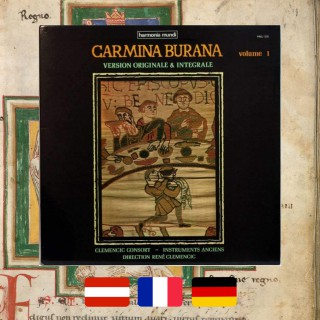 Anonymous Benedectine monks, Carmina Burana, review