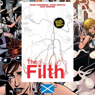 Grant Morrison, The Filth, review