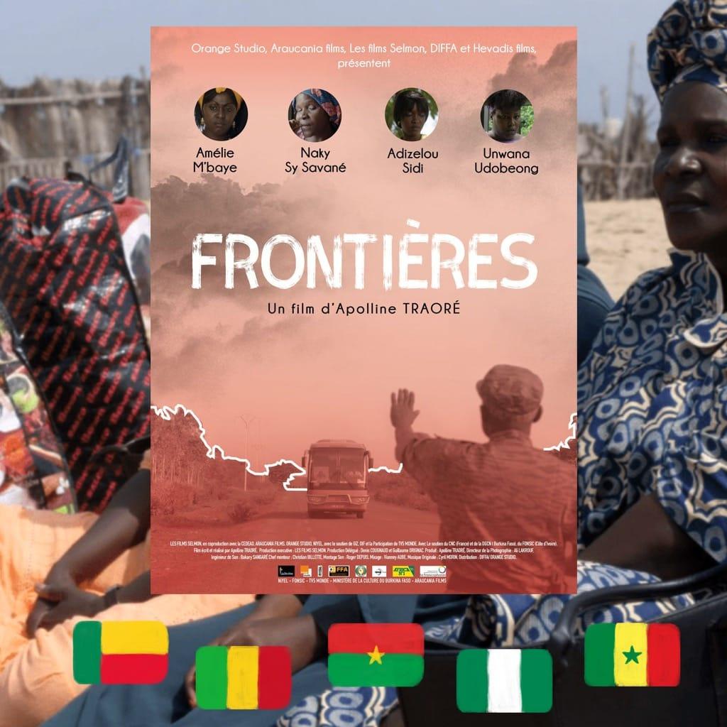 Film: Apolline Traore, Borders, 2017 - Supamodu