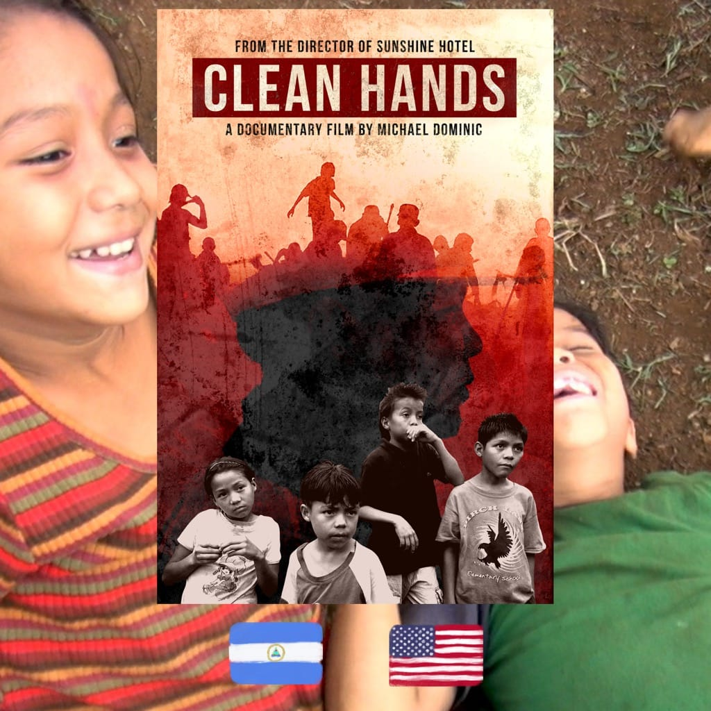Clean Hands documentary film poster