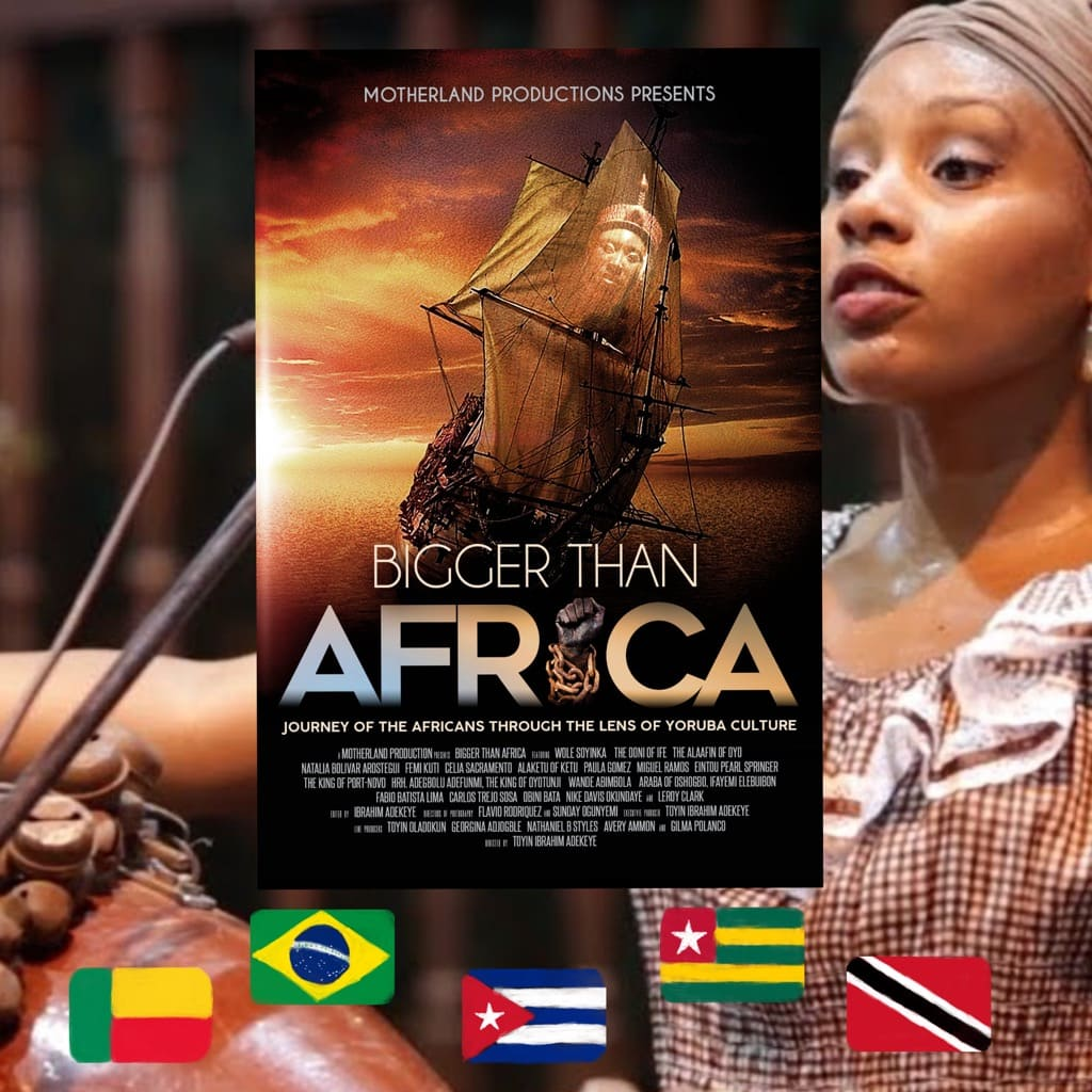 Bigger Than Africa movie poster