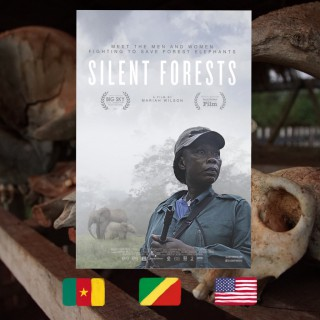 Mariah Wilson, Silent Forests movie poster