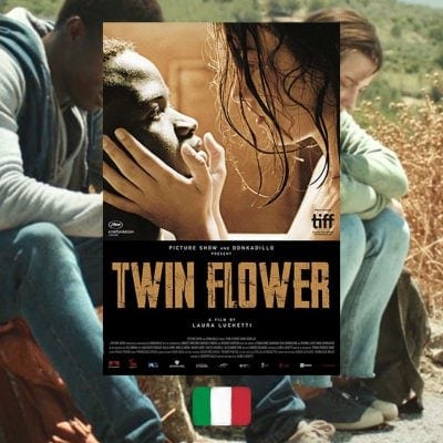 Twin Flower Fiore gemello movie poster