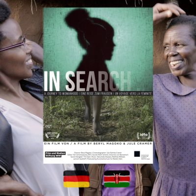 Beryl Magoko, In Search movie poster