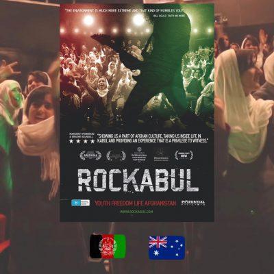 Travis Beard, RocKabul movie poster