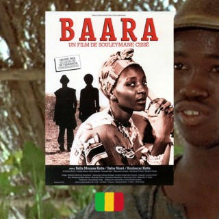 Souleymane Cissé Baara movie poster