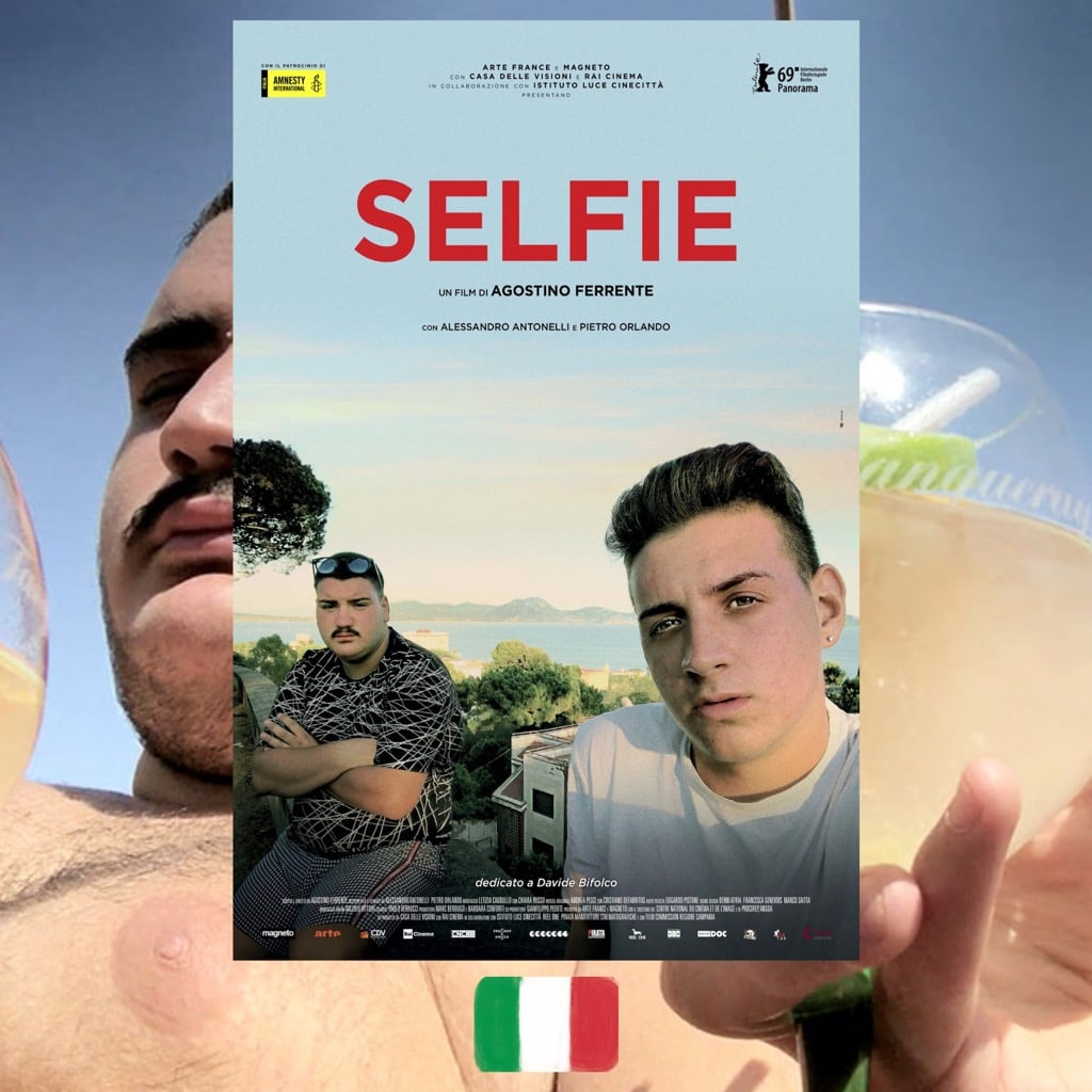 Agostino Ferrente, Selfie .movie poster