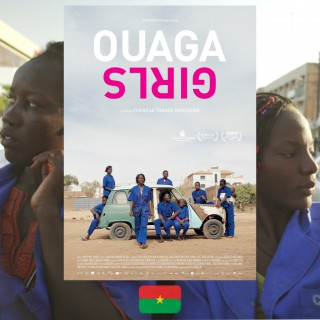 Theresa Traore Dahlberg, Ouaga Girls movie poster