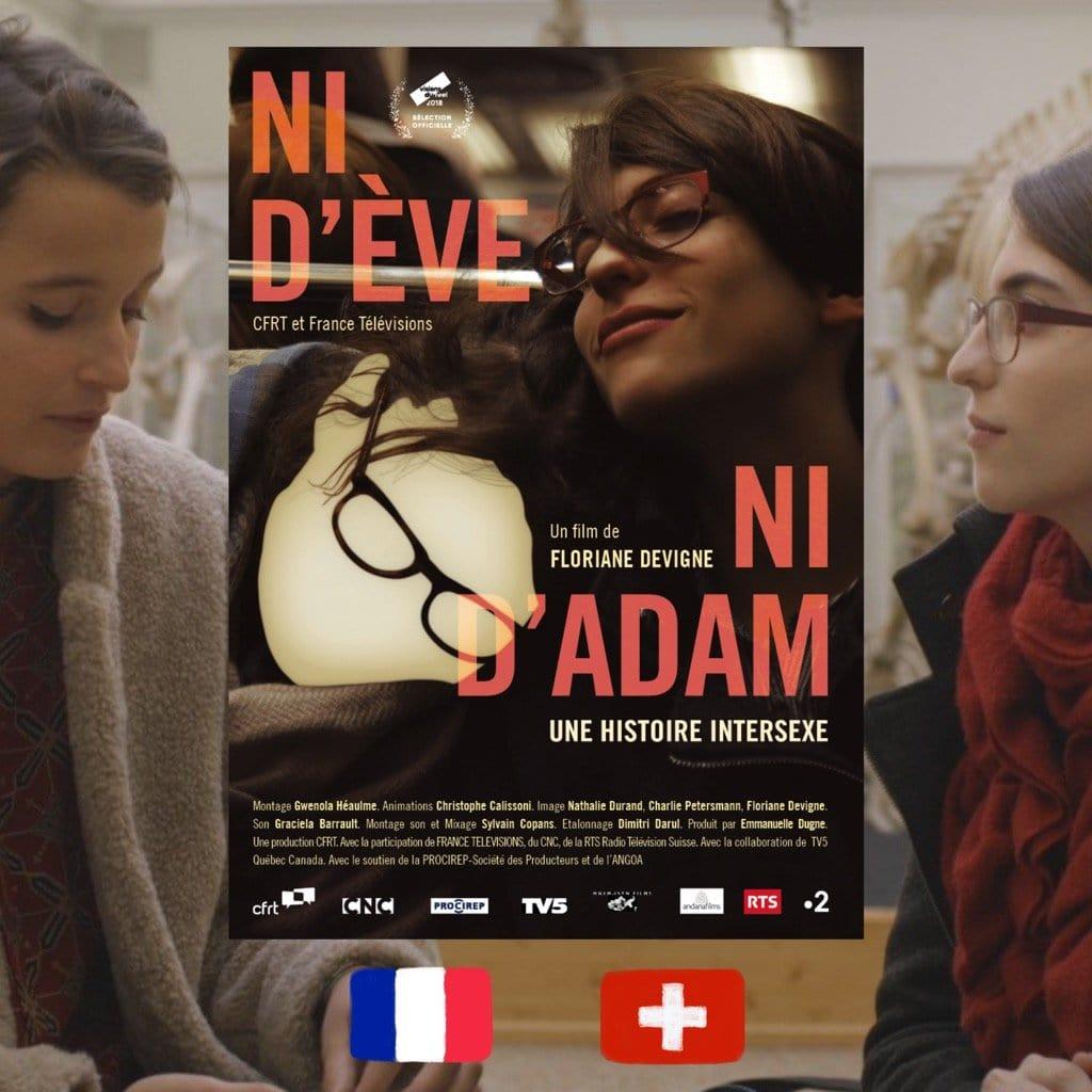 Floriane Devigne, No Box for Me movie poster