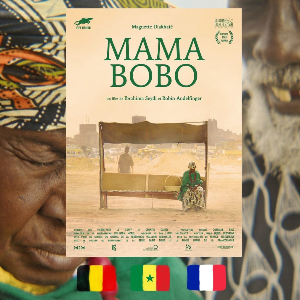 Ibrahima Seydi and Robin Andelfinger, Mama Bobo, movie poster