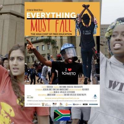 Rashid Desai, Everything Must Fall movie poster