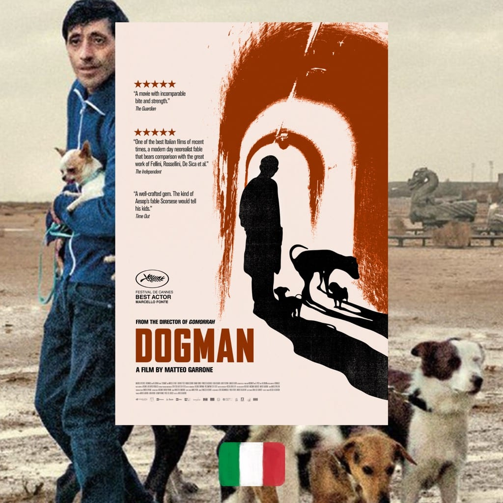 Matteo Garrone, Dogman movie poster