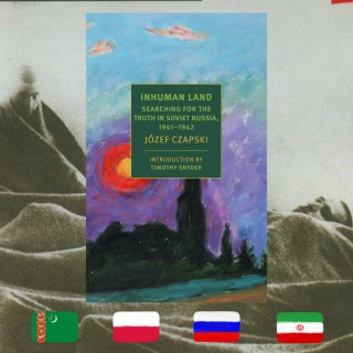 Józef Czapski, Inhuman Land: 1941-1942 book cover