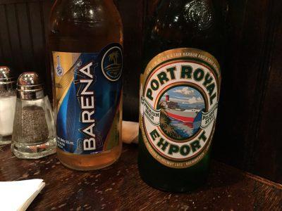 beer from Honduras