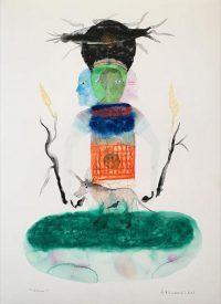 Franck Lundangi art painting