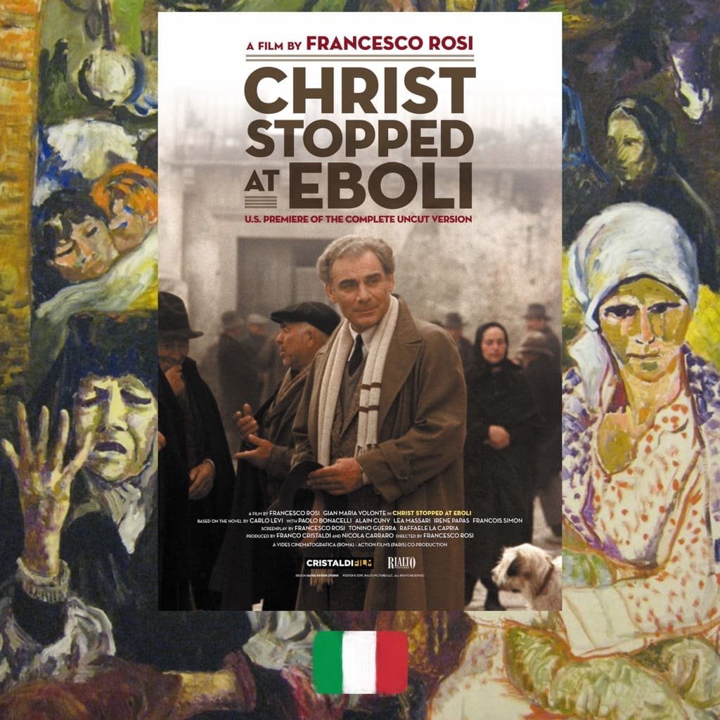 Francesco Rosi, Christ Stopped at Eboli movie poster