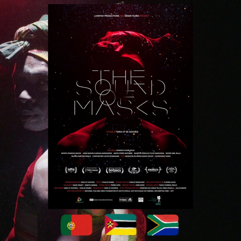 Sara CF de Gouveia, Sound of Masks, movie poster