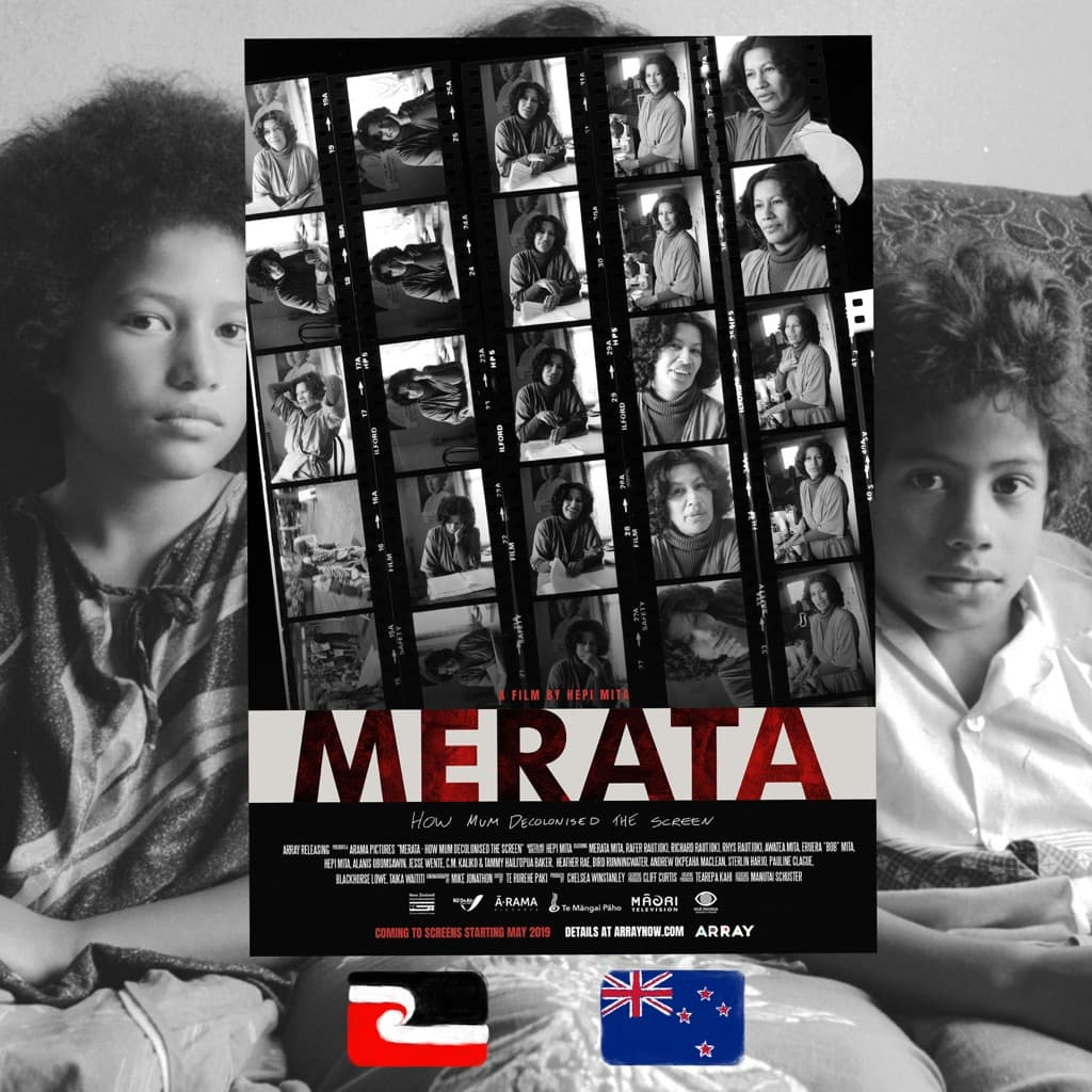 Hepi Mita, Merata: How Mum Decolonised the Screen, movie poster