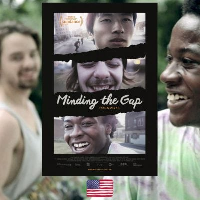 Bing Liu, Minding the Gap movie poster