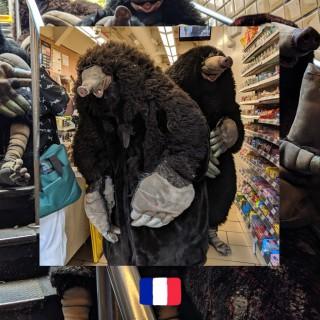 Philippe Quesne, The Moles, costumes photo