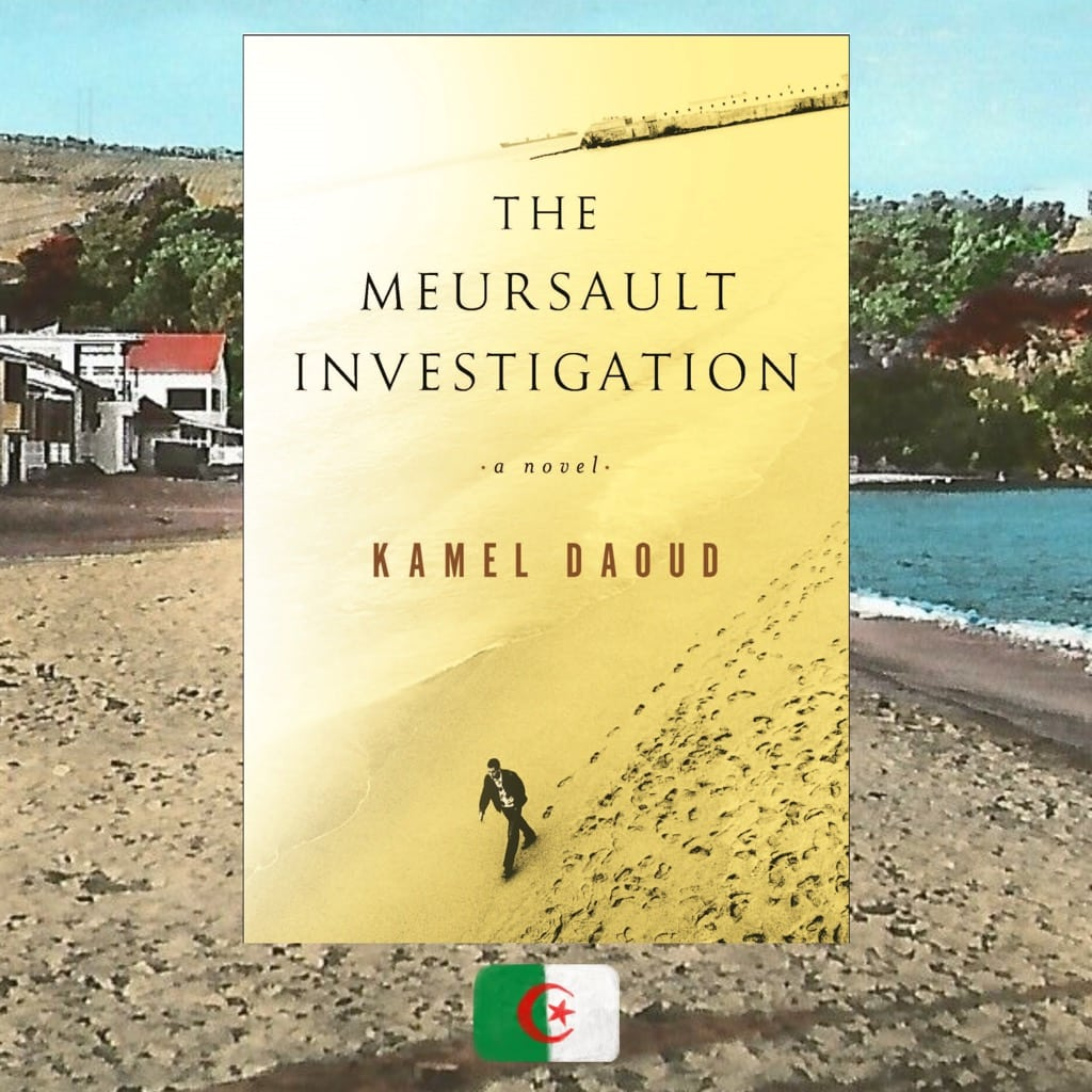 Kamel Daoud, The Meursault Investigation, book cover