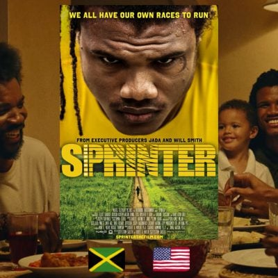 Storm Saulter, Sprinter, movie poster