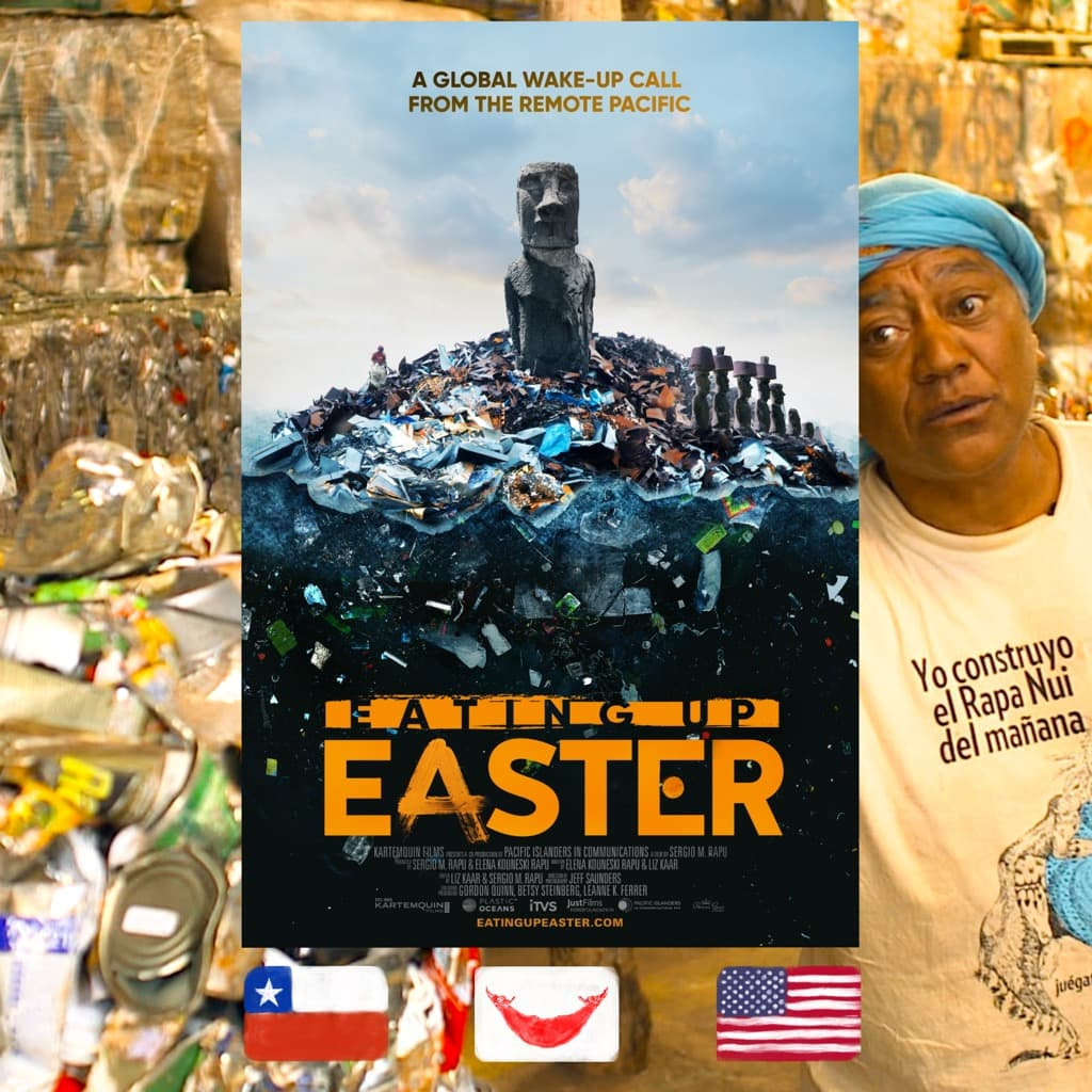 Sergio Mata'u Rapu, Eating Up Easter, movie poster