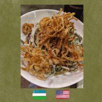 Achichuk, Tashkent and the Rest at Nargis, Brooklyn, retaurant review