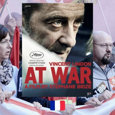 Stephane Brizé, At War, movie poster