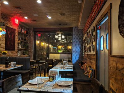 Achichuk, Tashkent and the Rest at Nargis, Brooklyn, retaurant review