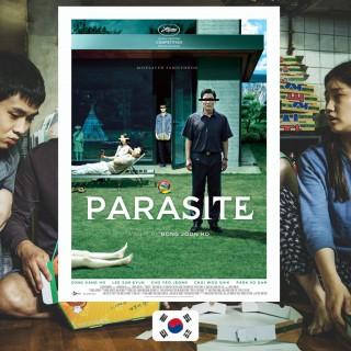Bong Joon-ho, Parasite, movie poster