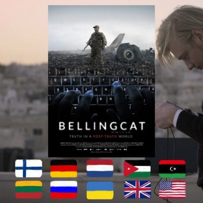 Bellingcat: Truth in a Post-Truth World, movie poster