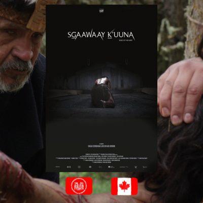 Edge of the Knife, Gwaai Edenshaw, Helen Haig-Brown, movie poster