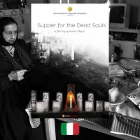 Supper for the Dead Souls, Ignazio Figus, movie poster