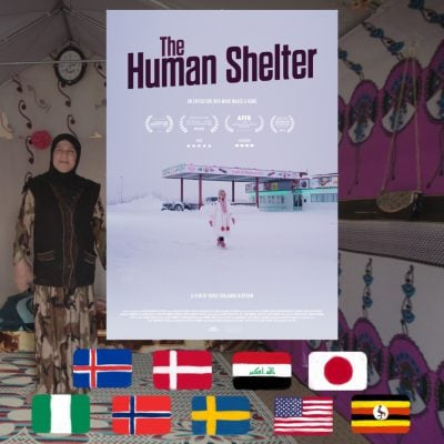 Human Shelter, dir. Boris Benjamin Bertram, movie poster