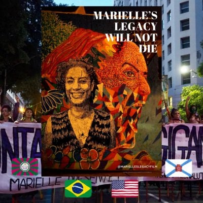 Marielle's Legacy Will Not Die, movie poster