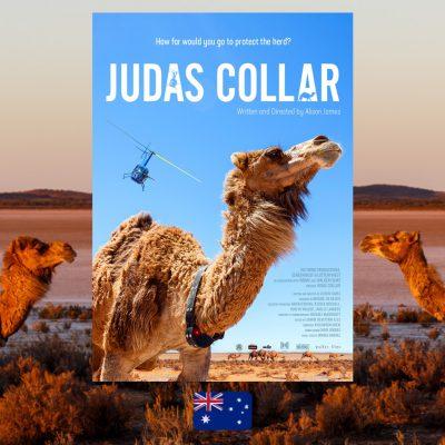 Judas Collar, Alison James, film poster