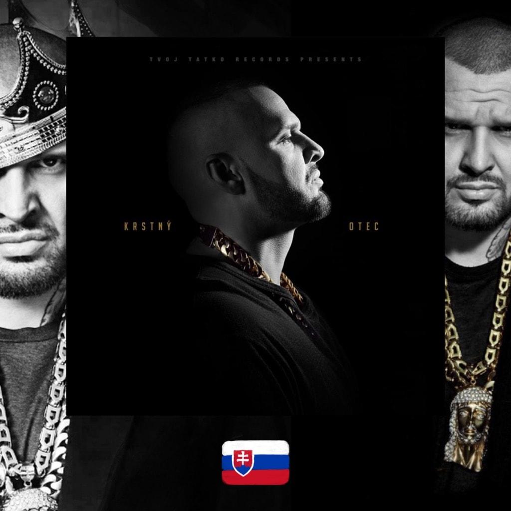 Rytmus, Krstný Otec, album cover